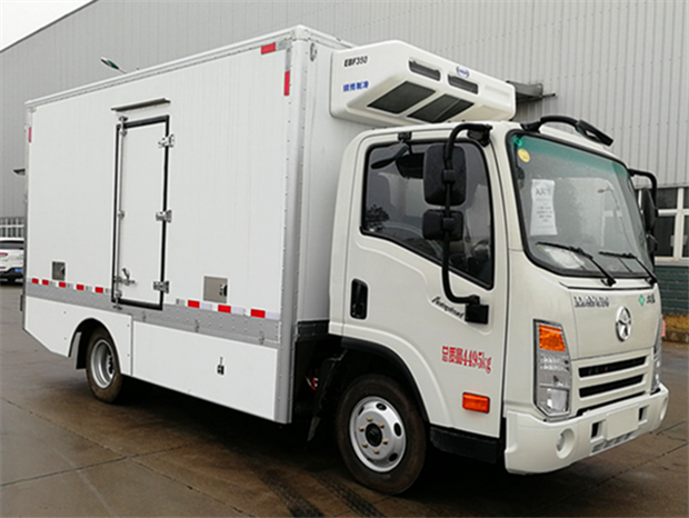 大运电动冷藏车|大运新能源冷藏车